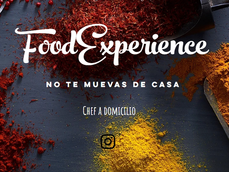 Food Experience - Xef a Domicili
