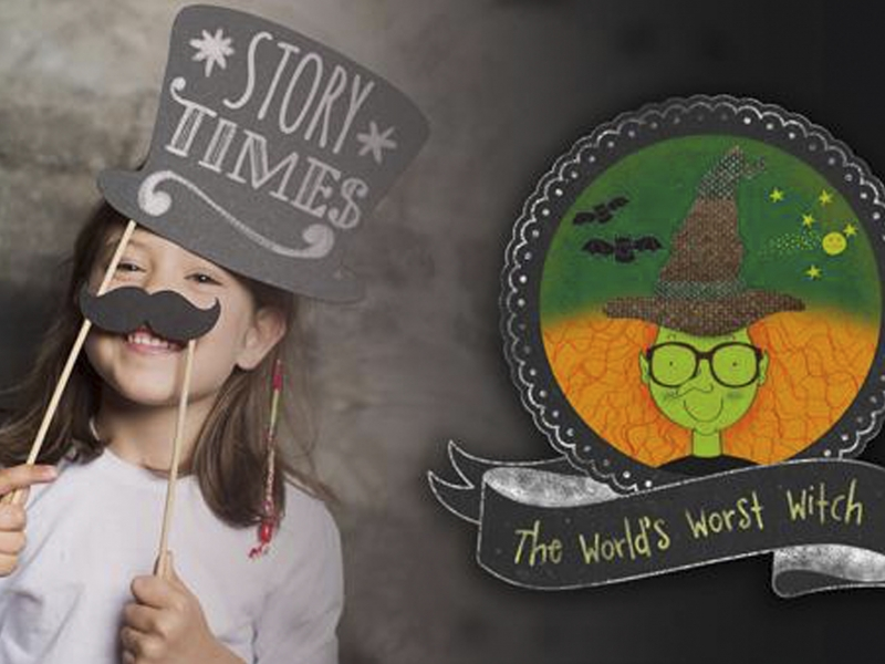 Storytime by Kids&Us:          The World's Worst Witch